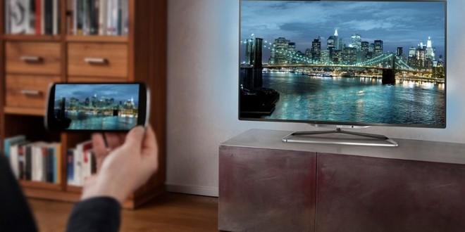 Bonjour Smartphone adieu télévision