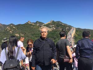 Aux murailles de chine