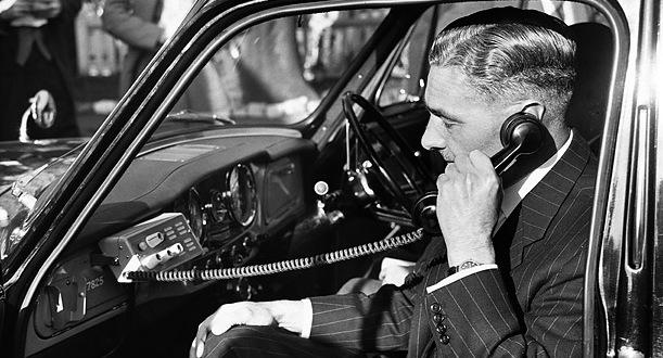 Le premier ayant imaginé la possibilité de téléphoner à partir de nos voitures.
