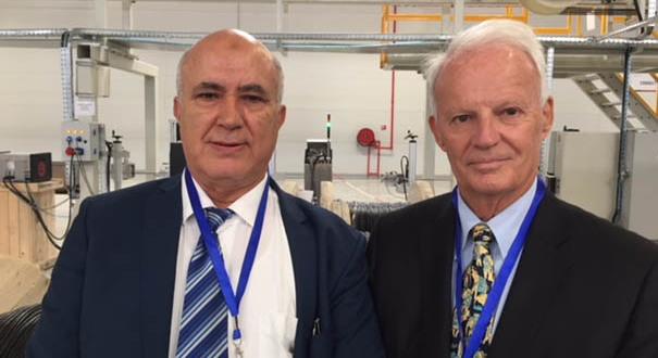 Peter Schultz et M.Khaouj2a