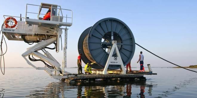 La gestion des câbles sous-marins