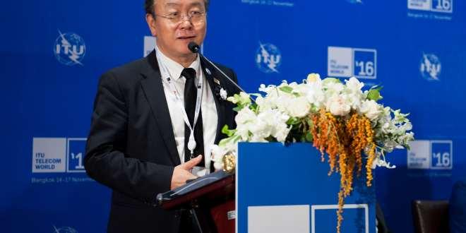 Entretien avec le Mr. Chaesub Lee, Directeur de UIT-T par rapport au protocole ENUM