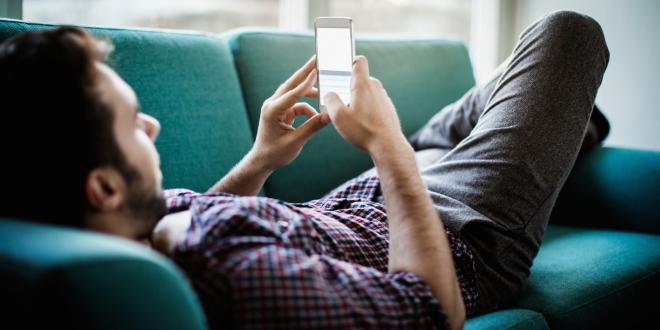 Le temps et les smartphones