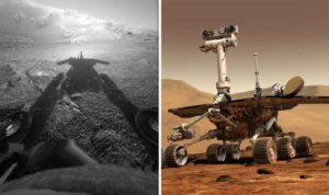 Message d'un habitant de la planète Mars aux terriens