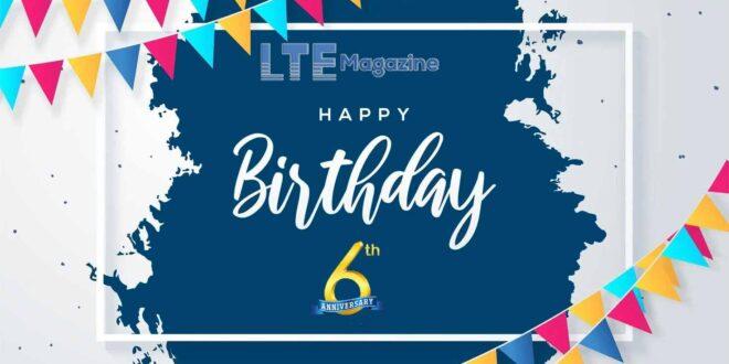 LTE 6emeanniversaire